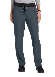 Skechers Fusion 3 Pocket Yoga Knit Waist Scrub Pants