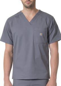 Slim Fit 6 Pocket Top