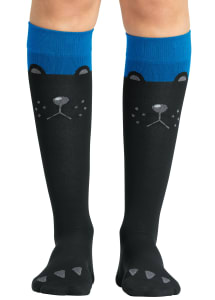 Black Bear Compression Socks