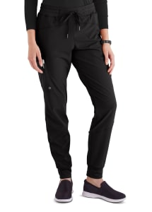 Boost 3 Pocket Perforated Jogger Pants