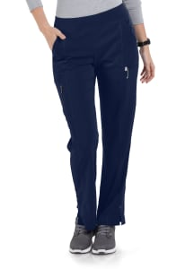 Beyond Scrubs Active Lilly Yoga Knit Waist Scrub Pant