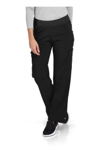 Quick Cool Contrast Yoga Waist Pants