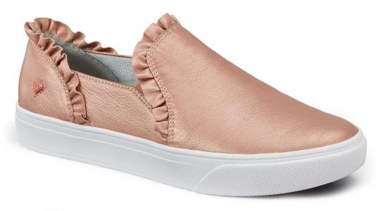 Nurse Mates Align Farrah Ruffled Slip Resistant Nursing Shoes