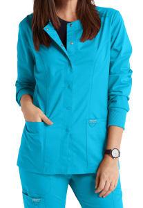 3 Pocket Snap Front Jacket