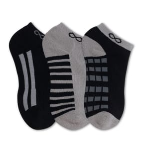 Dash 3 Pack Ankle Socks