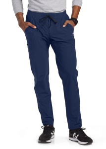 Grey's Anatomy Edge Men's Evolution 4 Pocket Gusset Scrub Pant