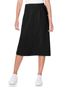 Mid Length Scrub Skirt