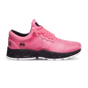 Breast Cancer Awareness Fly Athletic Shoes