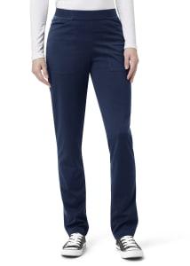 WonderWink Aero Ponte Knit Straight Leg Scrub Pants