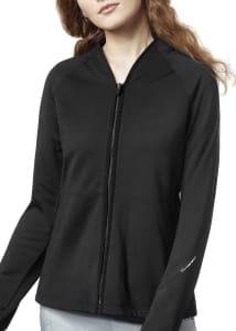 4 Pocket Fleece Warm Up Jacket