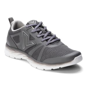 Miles Grey Athletic Shoes