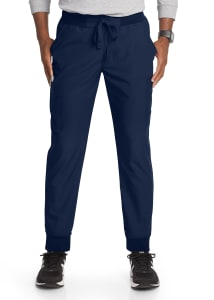 Beyond Scrubs Active+ Men's 6 Pocket Jogger Scrub Pants
