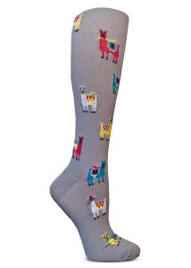 DML Skinergy Printed Compression Socks