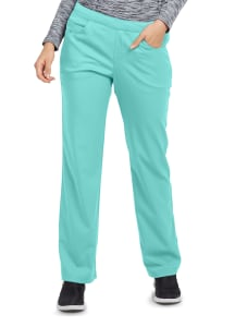 Grey's Anatomy Spandex Stretch Emma 5 Pocket Flat Front Scrub Pant