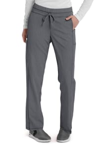 Mid Rise Drawstring Double Cargo Pants