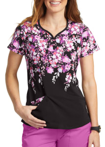 Isabel Blossom Print Top