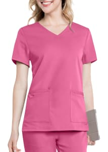 Urbane Ultimate Chelsea Modern Fit V-Neck Scrub Top