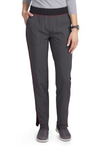 Limited Edition Antimicrobial Contrast Rib Pants