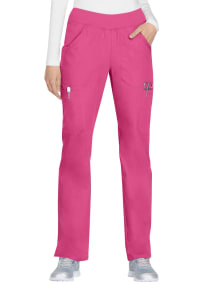 Cherokee Workwear Rib Knit Waistband Cargo Scrub Pants