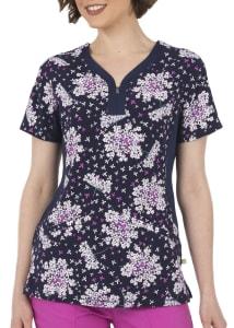 Jessi Joyful Bloom Print Top
