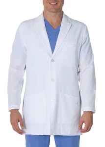The Modernist Logan 35.5 Inch 5 Pocket Lab Coat