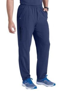 Barco One Men's 7-pocket Cargo Scrub Pants