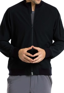 Zip Warm-Up Jacket