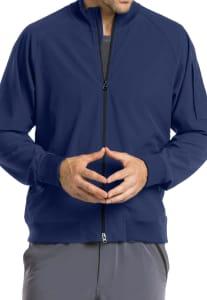 Zip Warm-Up Jacket
