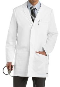 35 Inch 6 Pocket Lab Coat