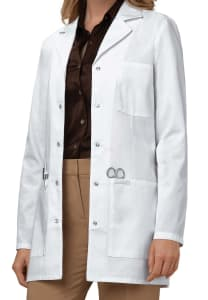 32 Inch Antimicrobial Lab Coat