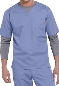 Carhartt Ripstop Men's Utility V-Neck Scrub Top