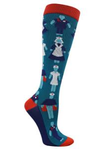 Beyond Scrubs 12-14mmHg Fashion Compression Socks