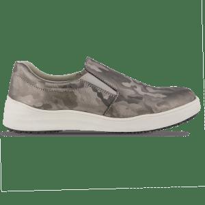 Waevo Leather Slip On Shoes