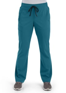 Motion by Barco Claire 5 Pocket Straight Leg Cargo Scrub Pants
