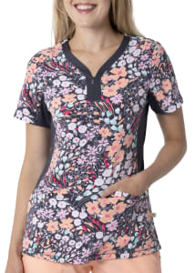 Jessi Summer Breeze Print Top