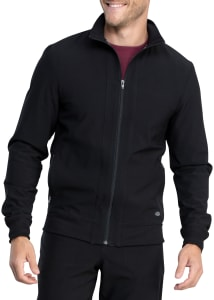 Dickies Retro Men's Zip Front Scrub Jacket