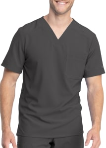 Dickies Retro Men's 1 Pocket V-Neck Scrub Top