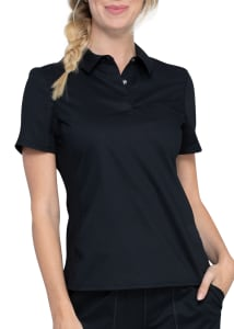 Cherokee Workwear Revolution Polo Scrub Top