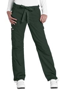 Lindsey Twill Drawstring Cargo Pants