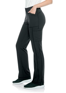 Double Cargo Drawstring Pants