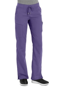 Grey's Anatomy Destination 6 Pocket Cargo Scrub Pants