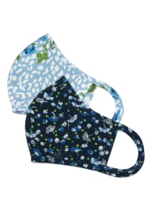 Floral Leopard Two-Pack Print Surgical Masks