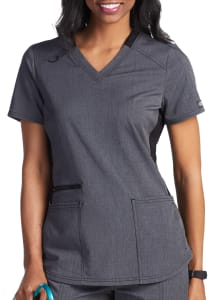 Dickies Balance 3 Pocket V-Neck Scrub Top