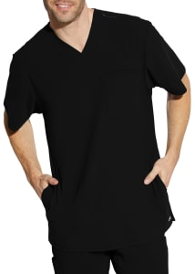 Hydro 4 Pocket V-Neck Top