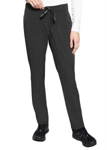 Flat Front Drawstring Pants