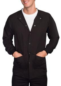Antimicrobial Unisex Warm-Up Jacket