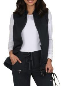 Koi Lite Fearless 2 Pocket Zip Front Scrub Vest