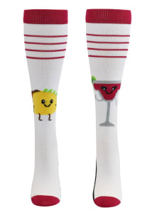 Foodie Friends Tacos & Margaritas 12-14mmHg Compression Socks