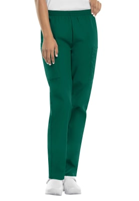 Cherokee Workwear Women/'s 4200 Scrub Pant Navy