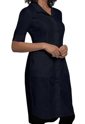 Cherokee Scrub PROFESSIONAL Women/'s Button Front Dress WW500